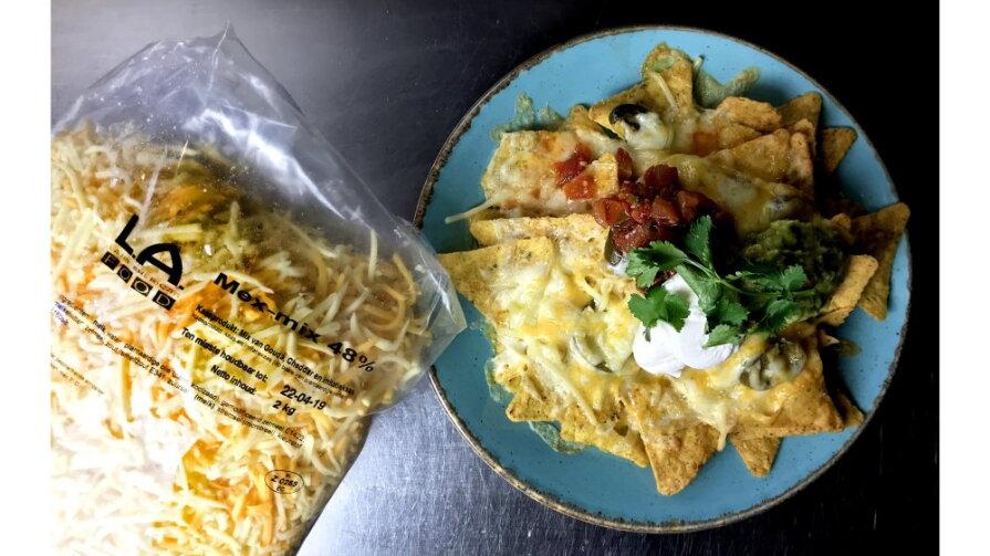 Bekend Hoe maak je nachos met kaas? | LA Streetfood &ME95
