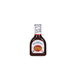 Tafelfles Sweet baby rays Brown Hickory BBQ saus