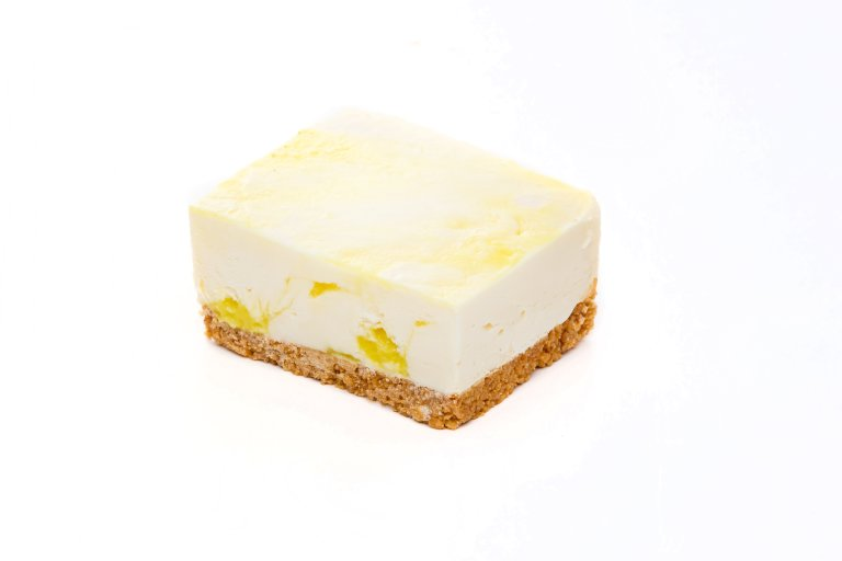 Boston Lemon Cheesecake