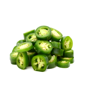 Sliced Jalapeno Mexican