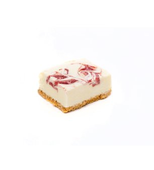 Ny Style Strawberry Cheesecake