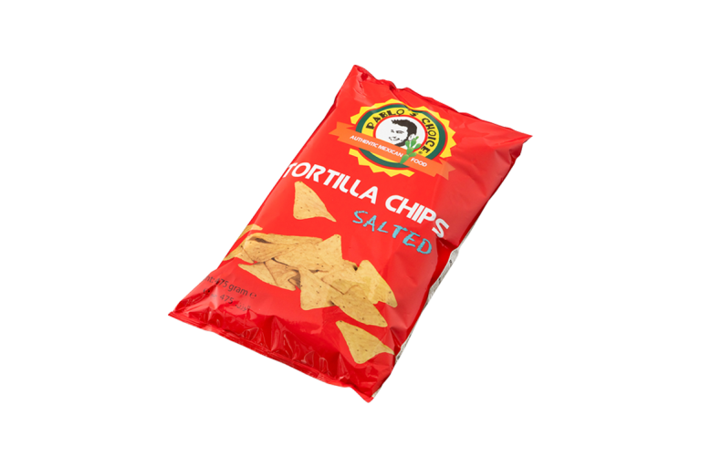 Tortilla Chips Naturel Triangle