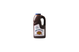 Grote verpakking Sweet baby rays brown hickory bbq saus