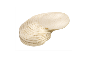 "6""/15cm Soft White Corn Tortilla"